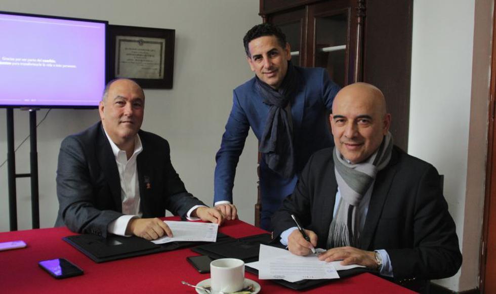 La Beneficencia de Lima anunció que los niños del Puericultorio Pérez Araníbar podrán integrar el programa Sinfonía por el Perú, impulsado por Juan Diego Flórez..(Difusión)