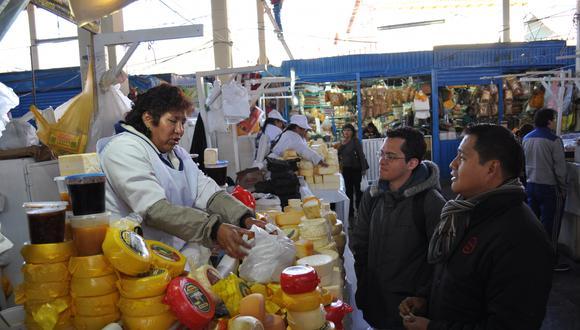 Los cocineros José Luján y Paul Rivera