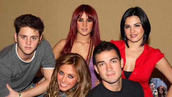 Las recordadas 'Jose Luján' y 'Sol de la Riva' se hicieron presentes en la boda de su amiga (Foto: Televisa)