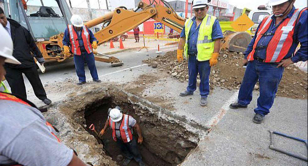 Se han financiado S/.3.000 millones en obras de saneamiento