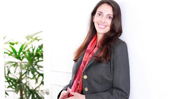 Inés Temple, presidenta ejecutiva de LHH - DBM Perú