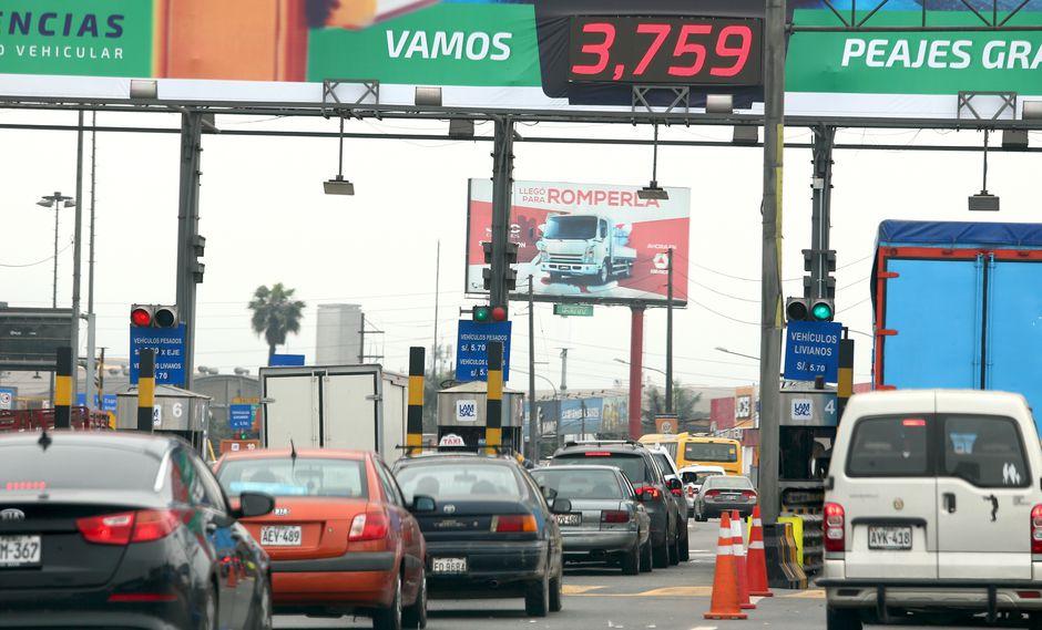 El pasado 20 de mayo, el Concejo Metropolitano de Lima aprobó la propuesta del alcalde Jorge Muñoz sobre los peajes. (Foto: GEC)