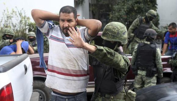 Casi 100 organizaciones ligadas al narcotráfico ahogan a México
