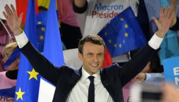 [BBC] 5 razones por las que Macron es el nuevo líder de Francia