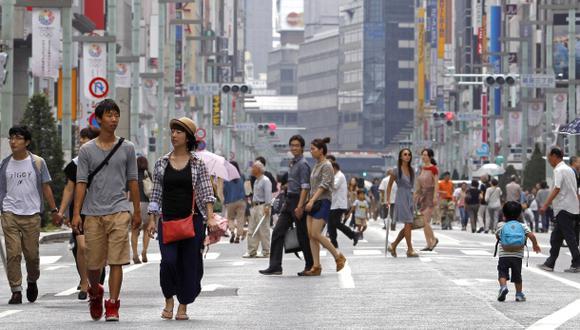 Tokio, la metrópoli imparable de un país en declive demográfico