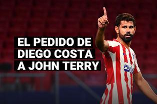 Diego Costa le pide a John Terry que lo fiche en el Aston Villa por Instagram