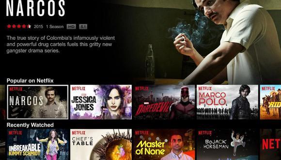 La aplicación de Netflix ya no funcionará en los televisores de Samsung más antiguos (Foto: Samsung)