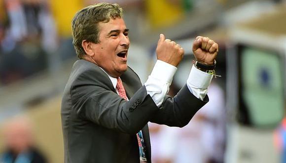 Jorge Luis Pinto guió a Alianza Lima hacia el título nacional en 1997. (Foto: AFP)