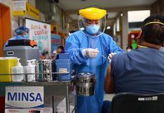Vacuna COVID-19: más de 264.541 peruanos recibieron primera dosis de Sinopharm