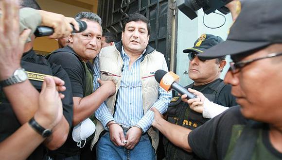 Fernando Zevallos fue condenado a 20 años de cárcel por lavado de activos. (Foto: Archivo El Comercio)