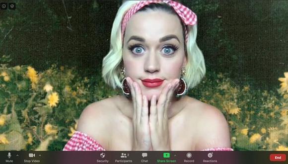 Katy Perry habla por primera vez de acusaciones de acoso sexual en su contra. (Foto: @Katy Perry)