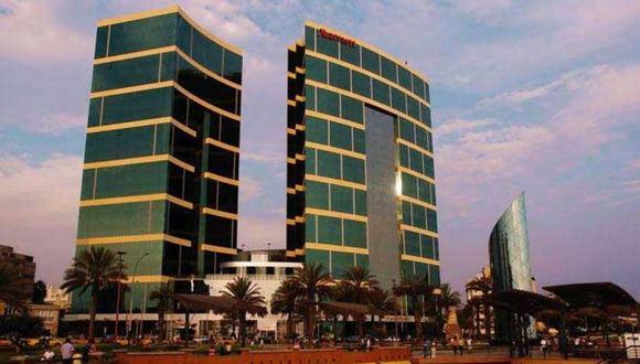 JW Marriott Hotel Lima, Miraflores. Además de las 300 habitaciones con vista al mar, las instalaciones del Marriott cuentan con un moderno gimnasio, con el restaurant La Vista y el JW Sushi Ceviche Lounge. (Foto: JW Marriott Hotel Lima)