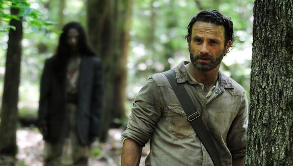 """""""The Walking Dead"""": Las teorías sobre dónde está  Rick Grimes. (Foto: AMC)"""
