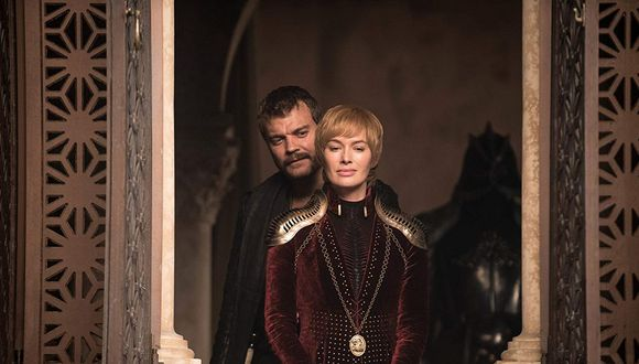 Cersei Lannister y Euron Greyjoy están preparados para recibir a sus enemigos (Foto HBO)
