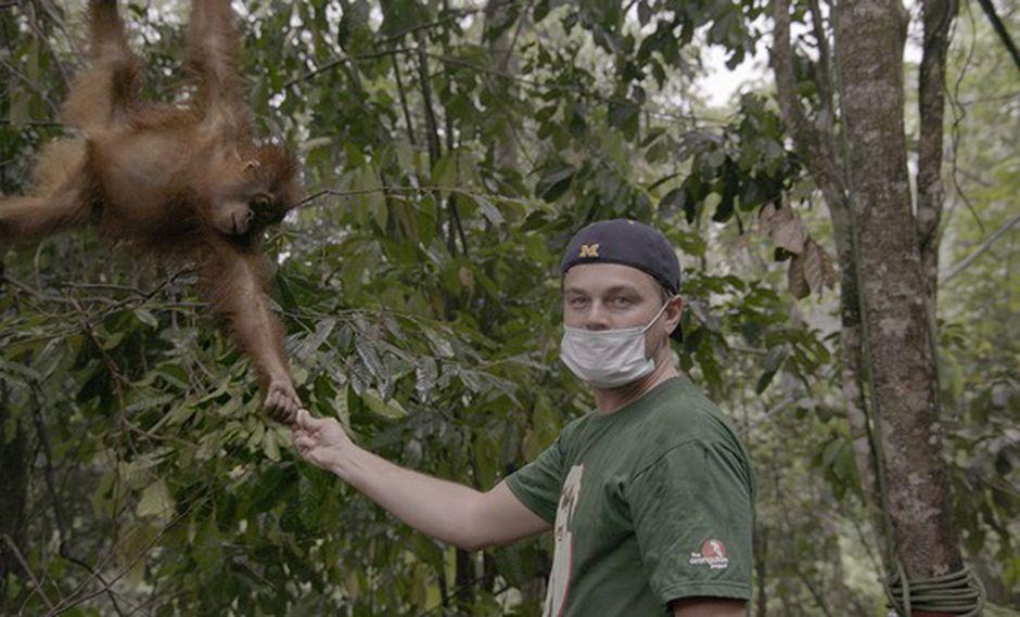 YouTube: el documental de DiCaprio sobre el cambio climático
