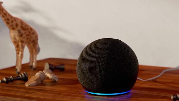 Conoce los trucos para sacarle provecho al Amazon Echo Dot con Alexa. (Foto: Amazon)
