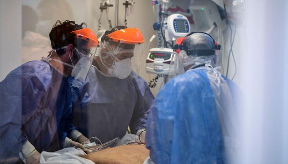 Coronavirus en Argentina   Últimas noticias   Último minuto: reporte de infectados y muertos hoy, sábado 12 de junio del 2021   Covid-19   (Foto: AFP / RONALDO SCHEMIDT).
