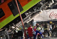 El drama de una madre al ver a su hijo atrapado en su auto aplastado por la estructura del Metro de CDMX