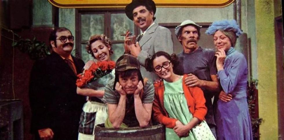 """""""El Chavo del 8"""", una de las series más sintonizadas y exitosas de la televisión de habla hispana. (Foto: Redes sociales)"""
