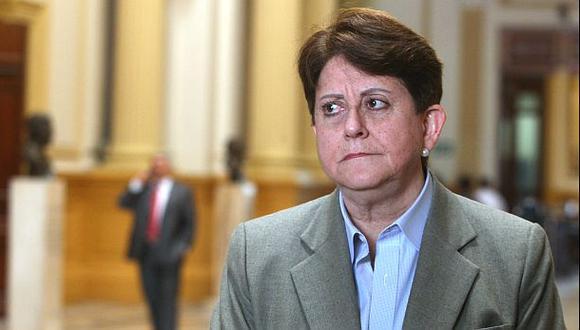 Alcorta pide que bancadas pierdan curules por escándalos