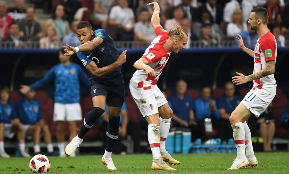 El Mundial llega a su fin con una inédita final entre Francia y Croacia este domingo (10:00 a.m. EN DIRECTO EN VIVO por DirecTV Sports) en Moscú. (Foto: AFP)