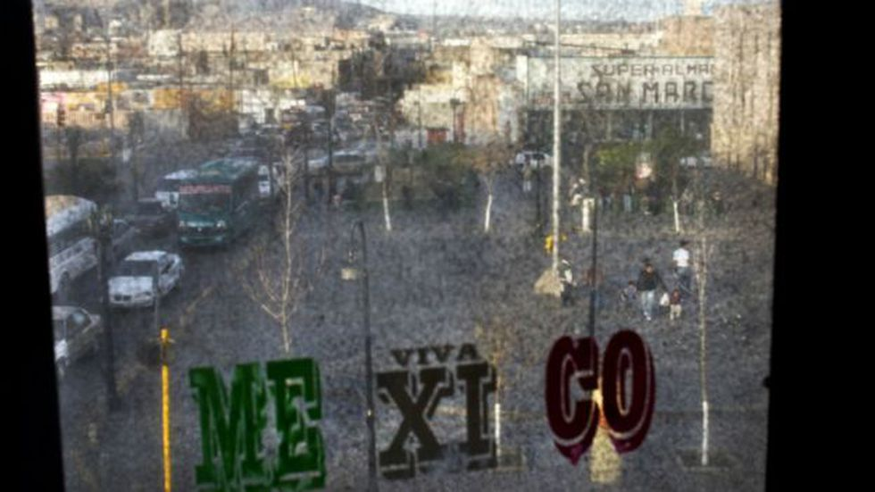 El tráfico de armas desde EE.UU. explica la ola de violencia en México. Foto: Getty images, vía BBC Mundo