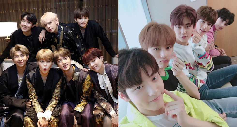 BTS le dio consejos al nuevo grupo de K-pop, TXT, a días de su debut. (Foto: Facebook).