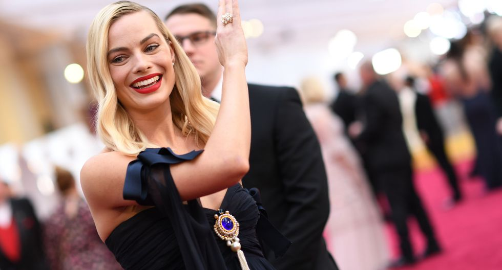 Actriz australiana Margot Robbie. (Foto: AFP)