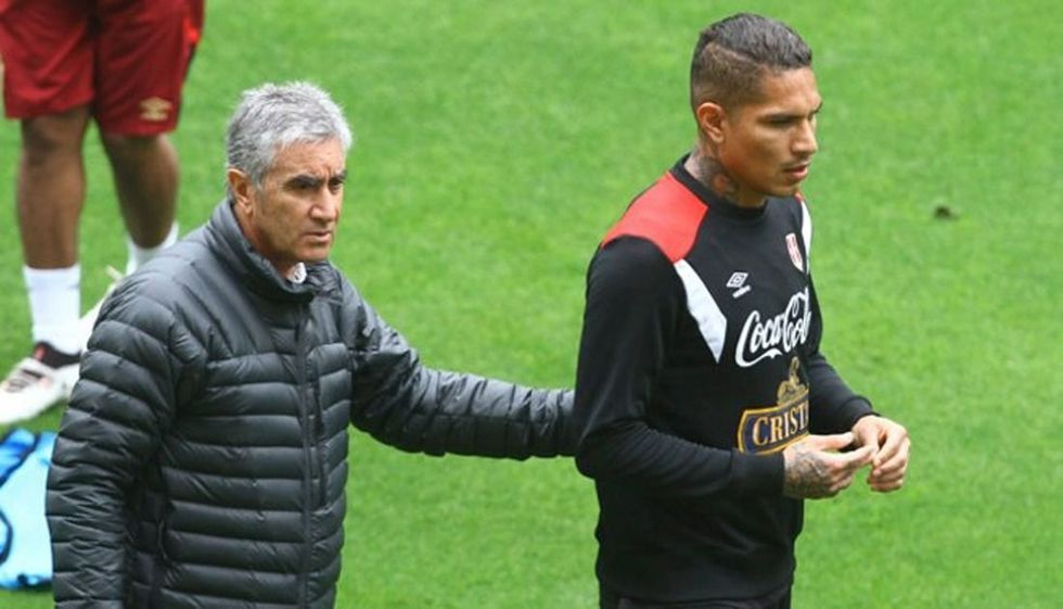 Juan Carlos Oblitas ha cumplido cuatro años en el cargo de director deportivo de la Federación. (Foto: AFP).