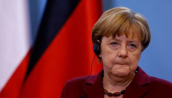 La canciller alemana, Angela Merkel. (Foto: Reuters)
