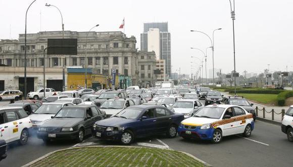 Contaminación vehicular en Lima, por Gino Costa