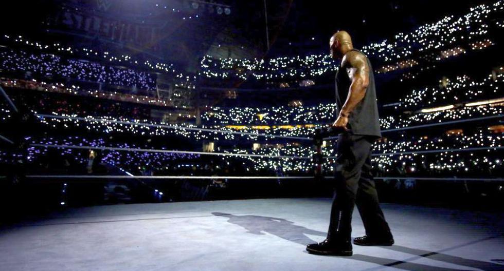 WWE: The Rock 'electrizó' WrestleMania 32 junto a John Cena - 7