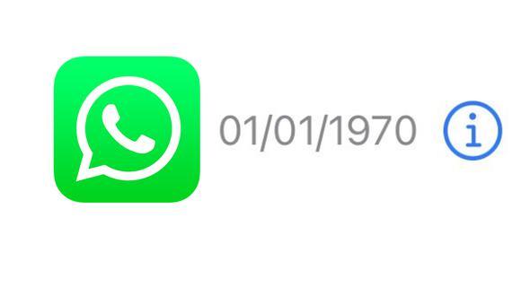 ¿Te llamaron el 1 de enero de 1970? Conoce qué significa en WhatsApp. (Foto: MAG)