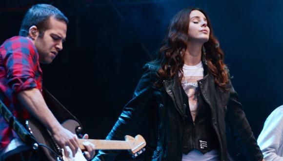 Lana del Rey le pondrá música a la nueva película de Tim Burton
