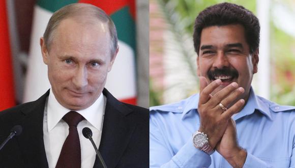 Rusia se acerca a Venezuela ante sanciones de EE.UU.
