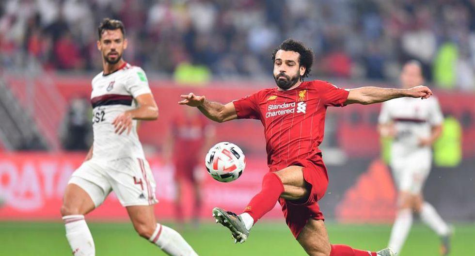 Liverpool vs. Flamengo: las mejores postales de la final del Mundial de Clubes 2019. (Foto: EFE)