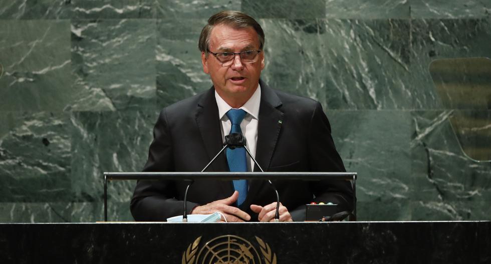 Jair Bolsonaro, presidente de Brasil. (Foto: AP)