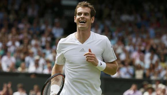 """Andy Murray venció a Goffin: """"Me asaltaron muchos recuerdos"""""""