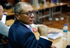 Justicia de Ecuador confirma condena al exvicepresidente Jorge Glas por caso Odebrecht
