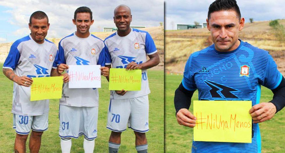 #NiUnaMenos: Ayacucho FC, el primer club que se une a campaña - 1