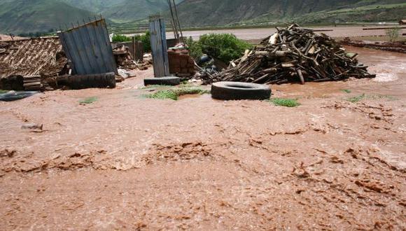 Desborde de ríos en La Convención dejó un muerto