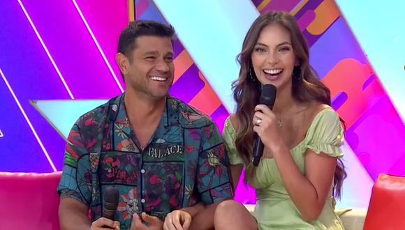 Natalie Vértiz y Yaco Eskenazi serán padres por segunda vez.  (Foto: Captura de video)