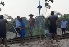 Sernanp condena agresión de mineros ilegales contra guardaparque en Madre de Dios