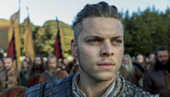 """Ivar el Deshuesado es uno de los personajes más místicos de """"Vikings"""" (Foto: History Channel)"""