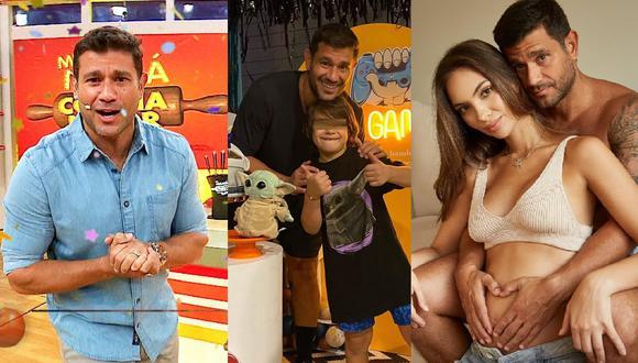 """""""Los papás somos una parte fundamental en la crianza de nuestros hijos, somos el soporte de nuestra familia"""", aseveró Yaco Eskenazi. (Foto: Instagram @yacoturco)"""