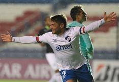 Alianza Lima vs. Nacional: Bergessio amagó en el área y convirtió el 1-0 con una gran definición | VIDEO