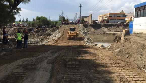 El Ejecutivo consideró necesario aprobar medidas que contribuyan a la adquisición y la liberación de terrenos e inmuebles. (Foto: GEC)