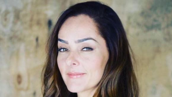 La actriz y conductora está retirada de la televisión. Incluso cerró sus redes sociales (Foto: Andrea García / Instagram)