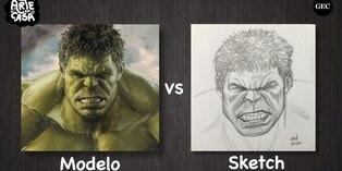 Cómo dibujar bien: las proporciones del rostro. EP1. Arte en casa
