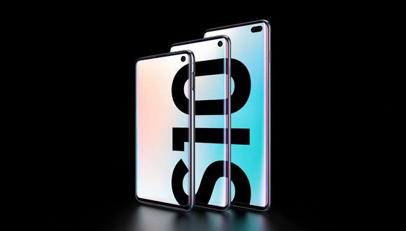 El Samsung Galaxy S10 fue lanzado el pasado 20 de febrero en San Francisco, California. (Foto: EFE)